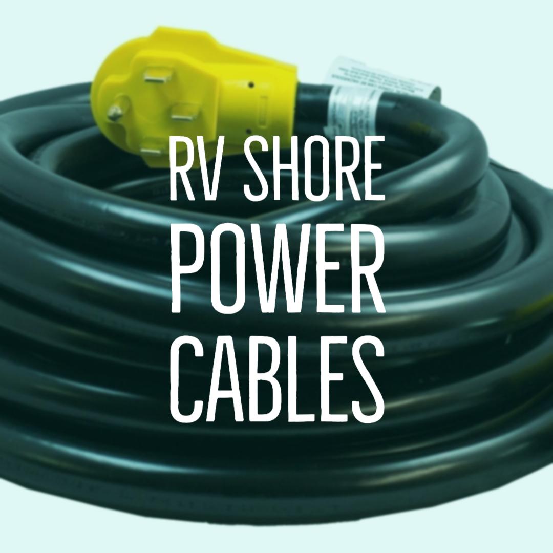 RV Shore Power Cable