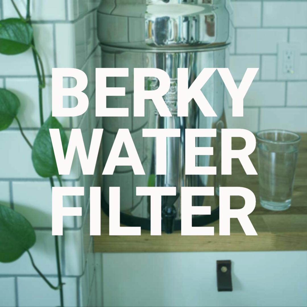 Berkey Water Filter Review